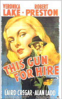 9 - This Gun For Hire