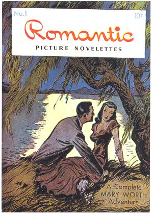 10 - romantic picture novelties