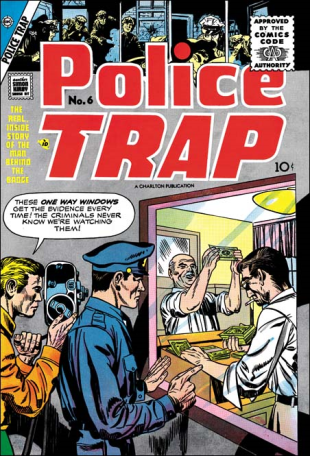 13 Police Trap cover 2