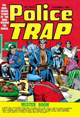 13 Police Trap