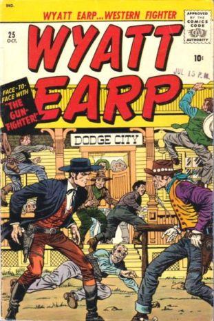 15 - Wyatt Earp