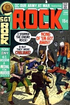 21 - Sgt Rock
