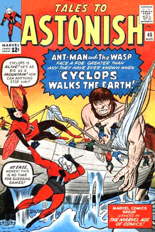 18 - Antman cyclops
