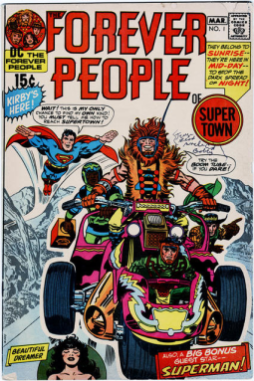 21 - Forever People 1 cover