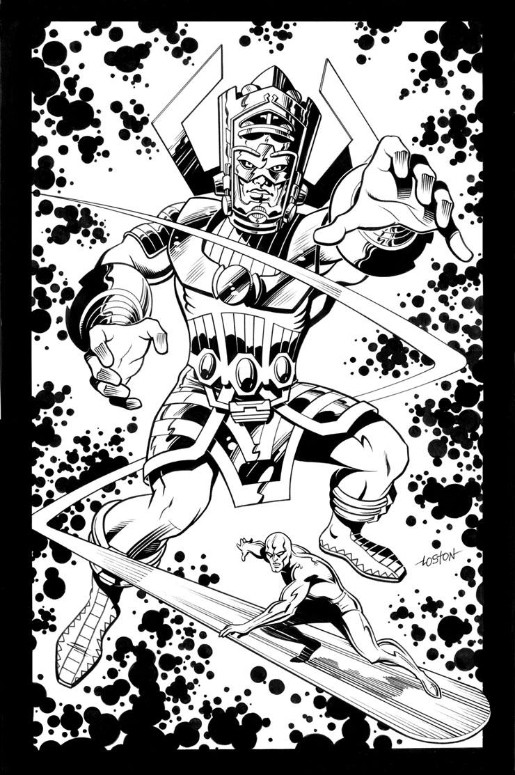 Galactus KIRBY VISION Page 3
