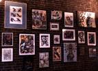 2011 - Kirby Enthusiasm Maxwells, Hoboken, NJ main wall, west