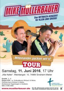 Müllerbauer Plakat A3