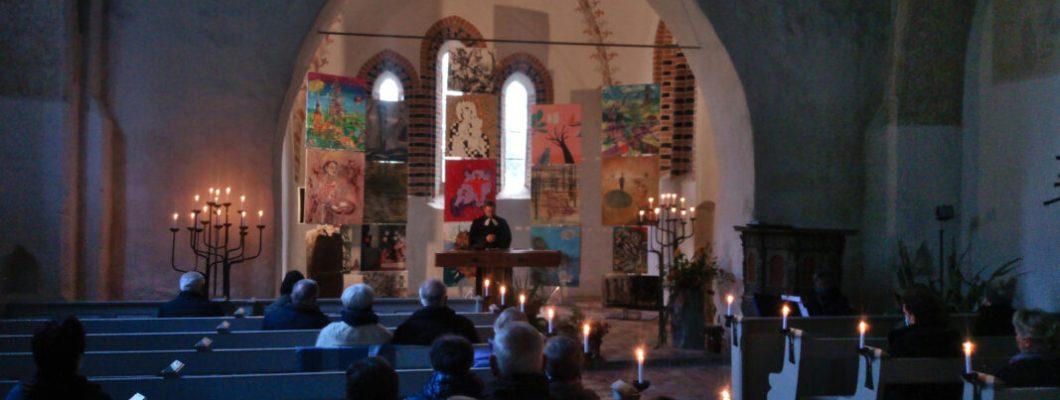 Gottesdienst in Groß Kiesow