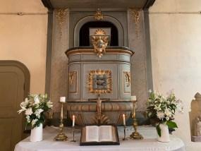 Altar Heilig-Kreuz-Kirche