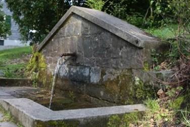 """""""Heiliger Brunnen"""" nahe der Kreuzkirche - © Foto: Günter Irle"""