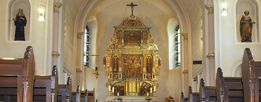 Schlosskapell Osnabrück-Sutthausen