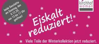 kirchhof w o m a n hat EISKALT reduziert!