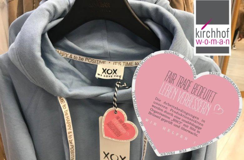 XOX – unser neues Fair-Trade-Label