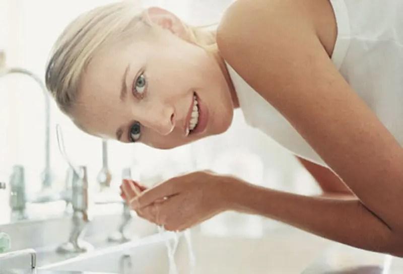 敏感肌 洗顔