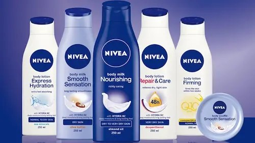 NIVEA-Body-Care-Beiersdorf