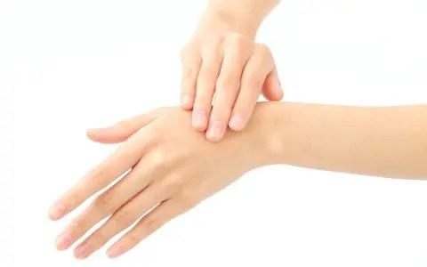 きれいな手