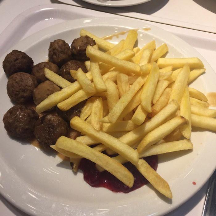 Ресторан «IKEA»