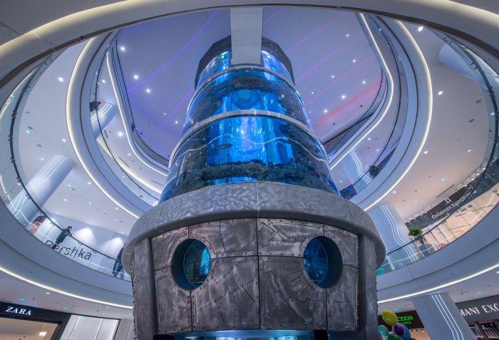 Лазерный IMAX в ТРЦ «Океания»