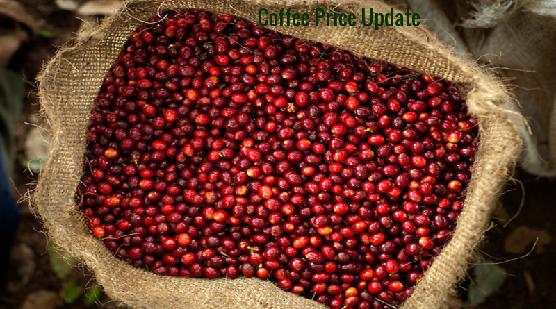 Coffee Prices (Karnataka) on 07-05-2019