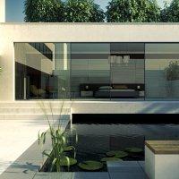 UK's slimmest sliding glass doors reflect trend for grand designs