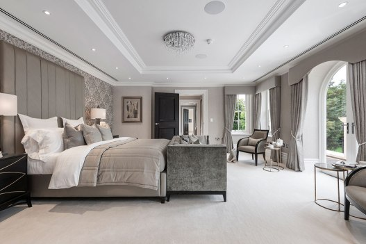 Luxury Panel Doors Fit For A Mansion
