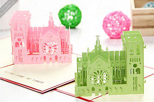 KirigamiVN Notre Dame de Paris preview 2