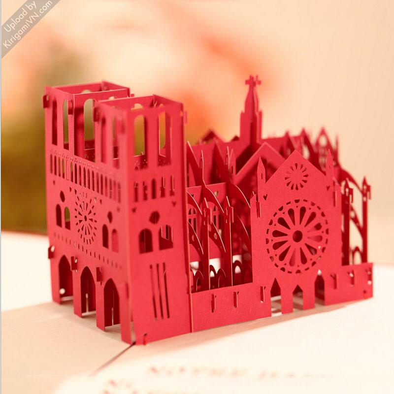 KirigamiVN Notre Dame de Paris preview 4
