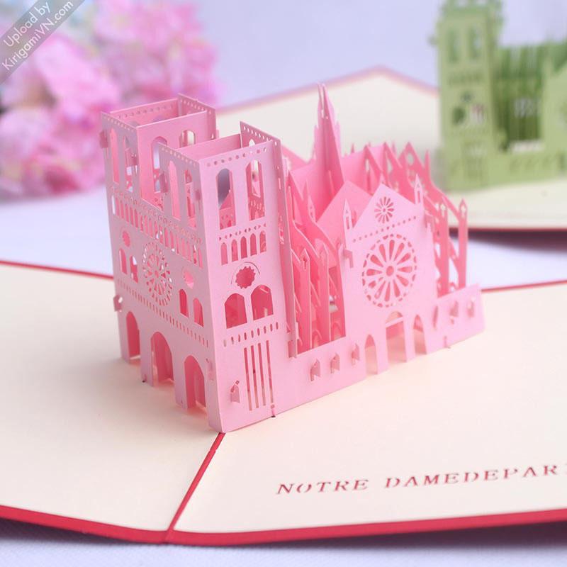 KirigamiVN Notre Dame de Paris preview 5