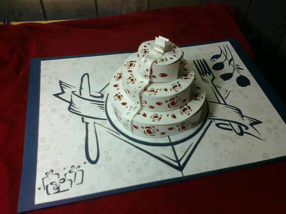 Pattern Bánh sinh nhật - Birthday cake