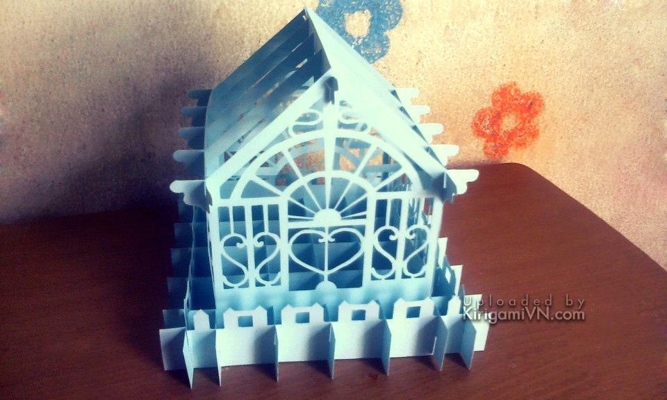 House Marivi - Ngôi nhà pattern