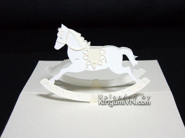 Rocking Horse pattern - Hiroko