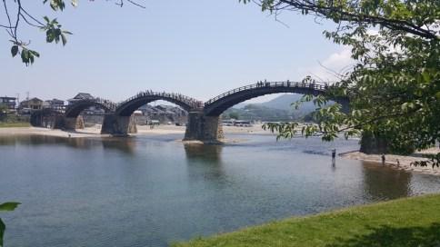 Pont Kintai à Iwakuni