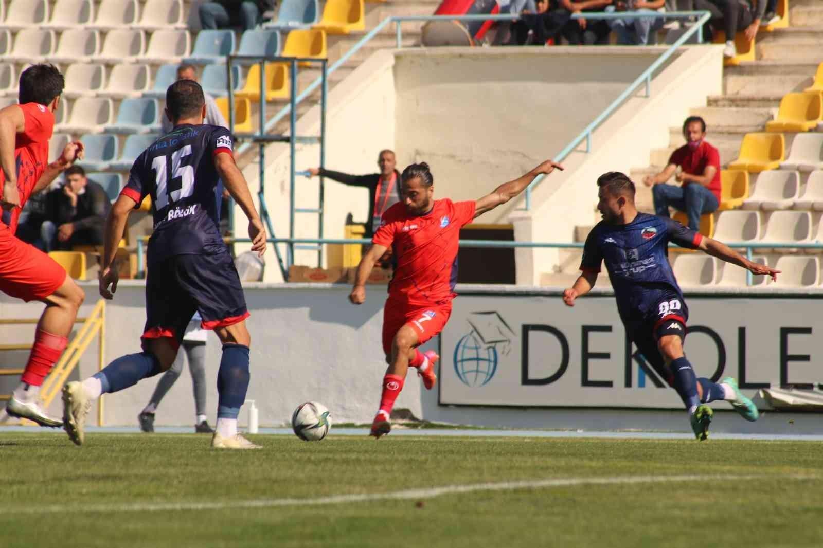 TFF 3. Lig: Kırıkkale BA: 2 – Mardin 1969 Spor: 0