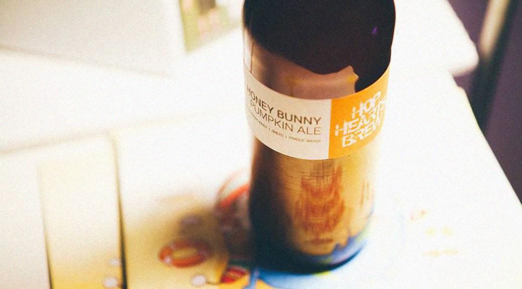 Honey Bunny Pumpkin Ale :: Варим пиво дома