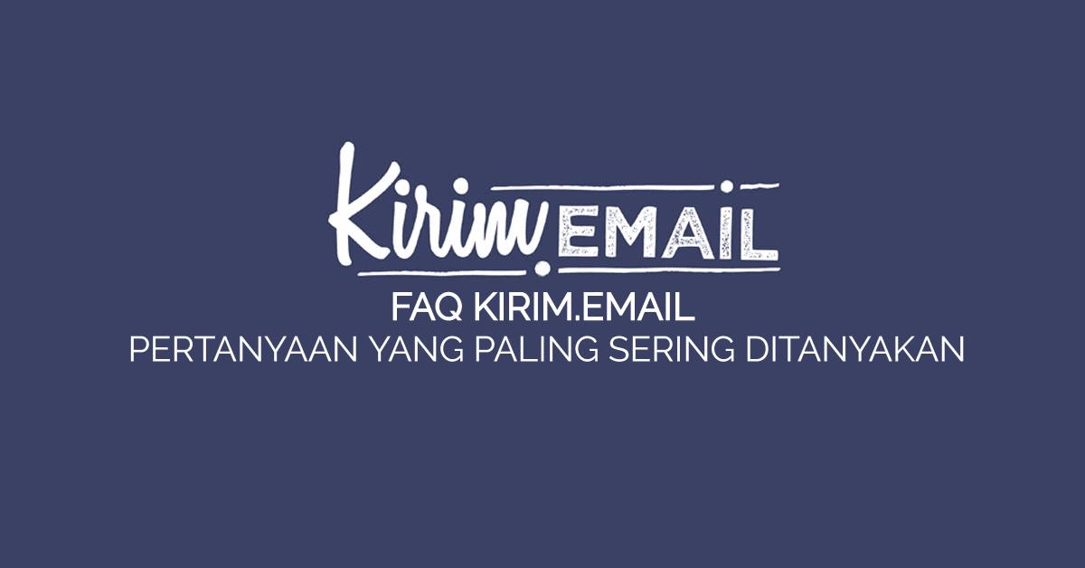 FAQ KIRIM.EMAIL