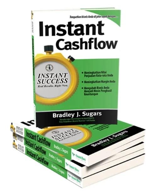 buku_instant_cashflow_action_coach cara meningkatkan keuntungan