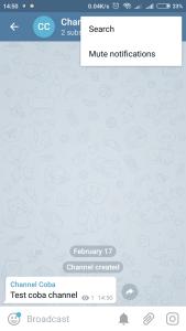 Perbedaan Group dan Channel di Telegram