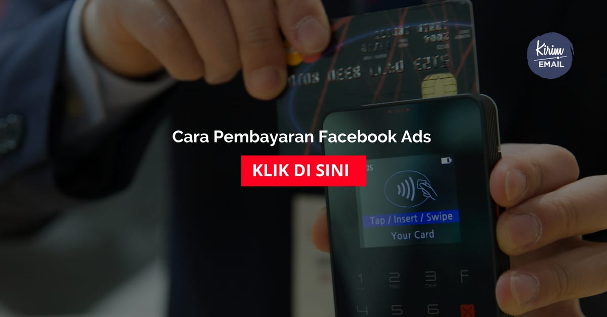 Cara Pembayaran Facebook Ads