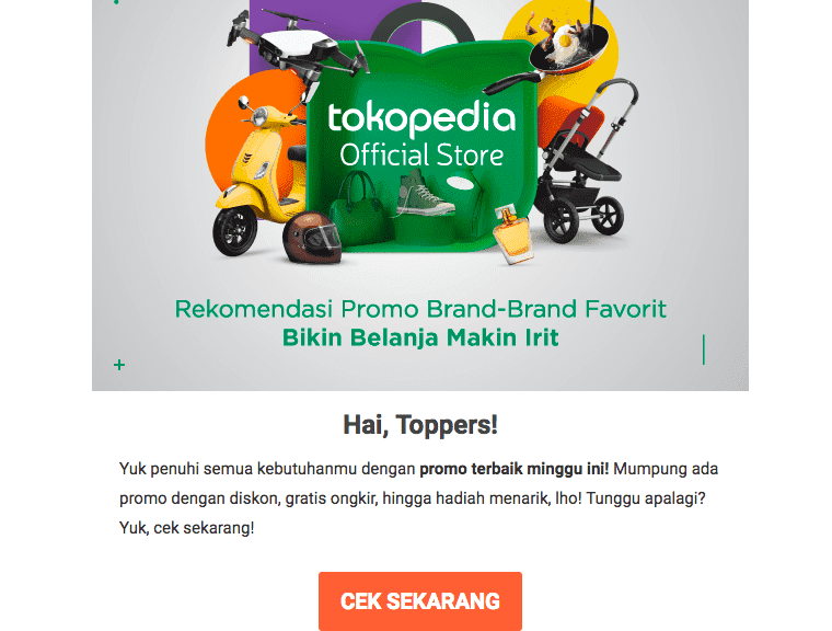 email marketing untuk startup