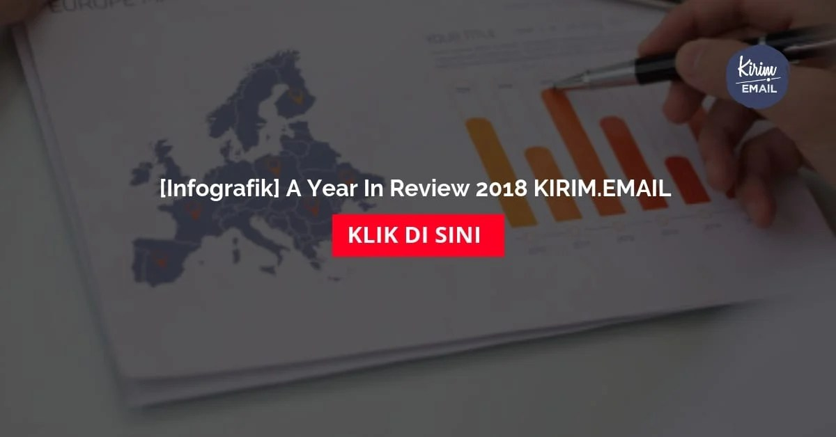 [Infografik] A Year In Review 2018 KIRIMEMAIL