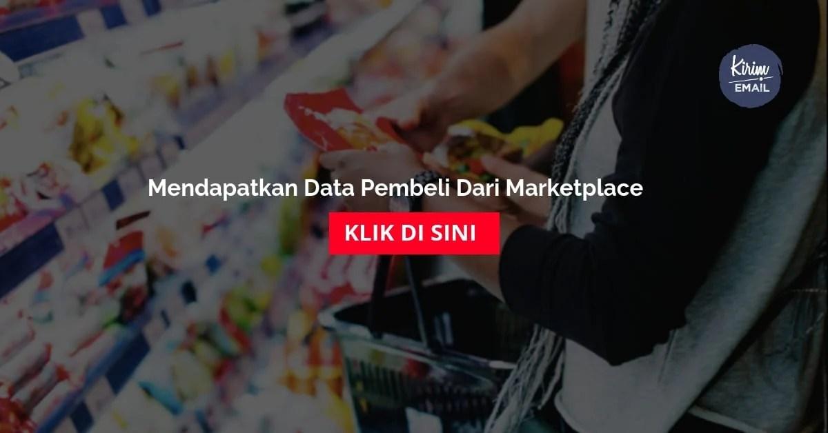Mendapatkan Data Pembeli Dari Marketplace