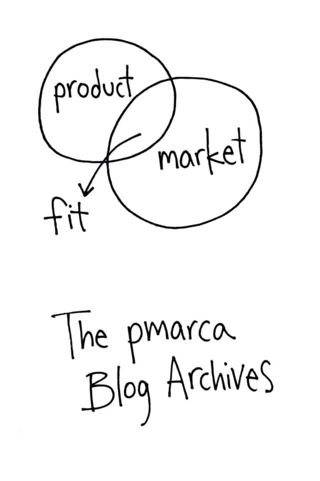 The @pmarca Blog Archive