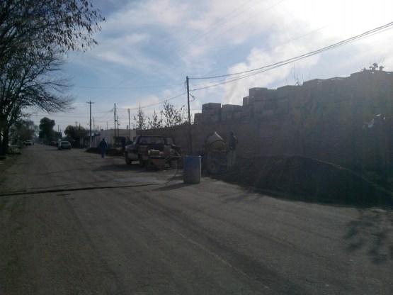 Urbanización de calle en Bowen