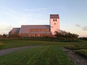 Vestervig kirke. Foto: Wikipedia