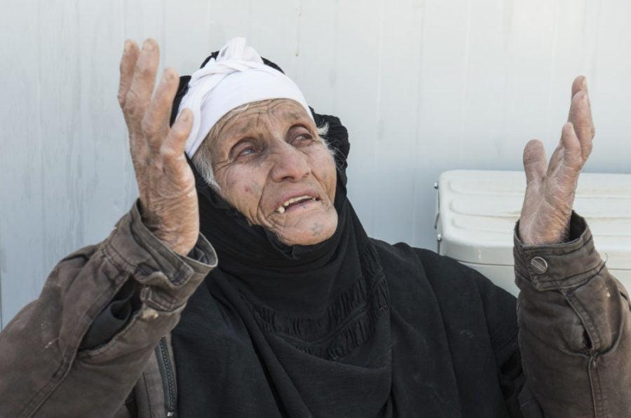 Overlevelse i Mosul med Mission Øst