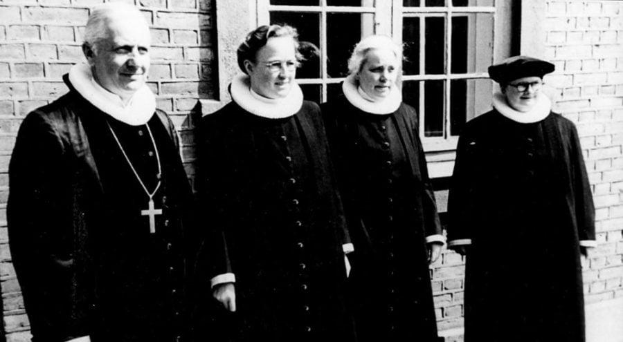 Kvindelige præster i Odense var pionerer
