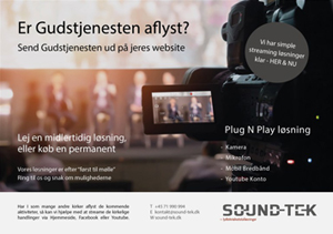 Banner sound-tek
