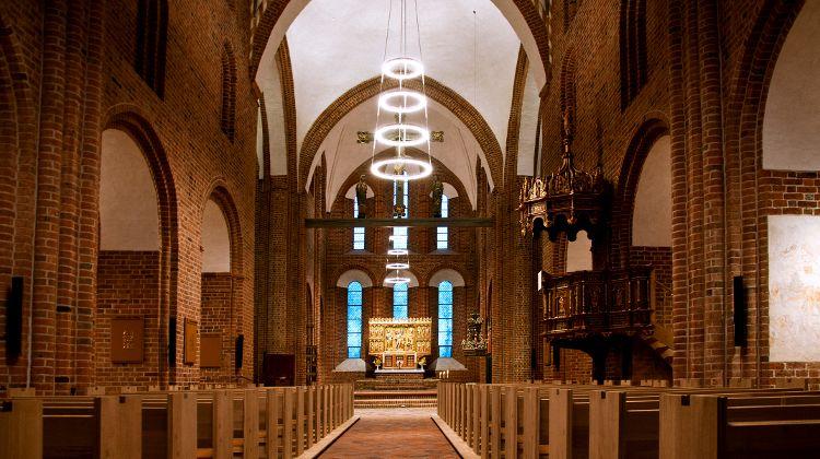 Løgumkloster kirke Okholm