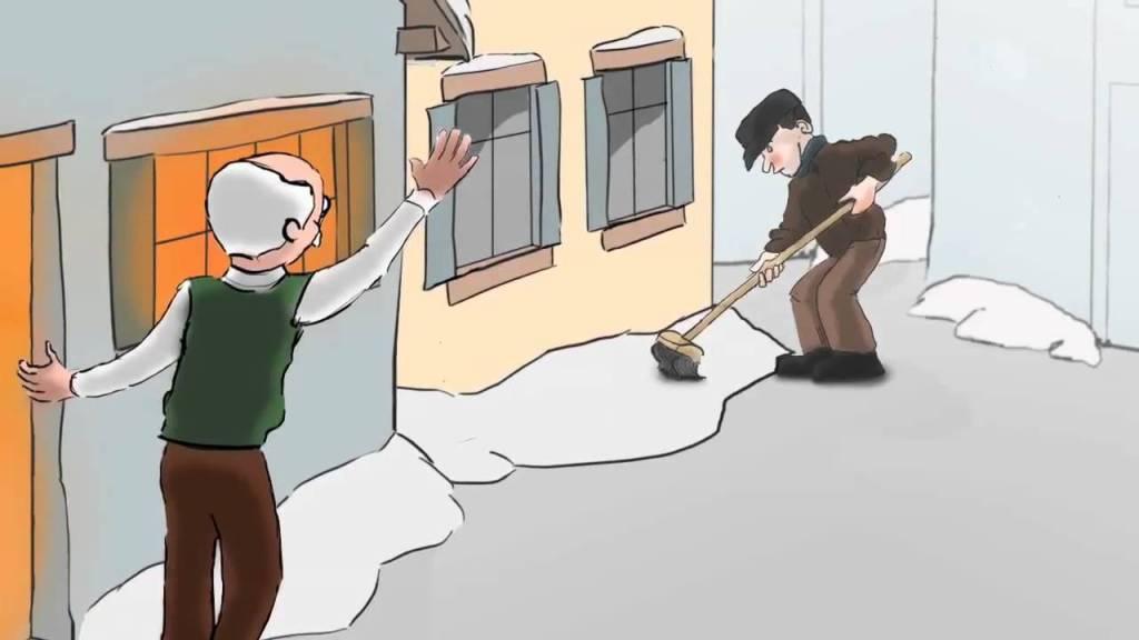Julefilm Skomageren Tolstoj