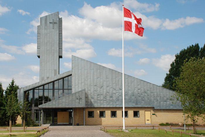 Dyrup kirke. Fra kirkens hjemmeside